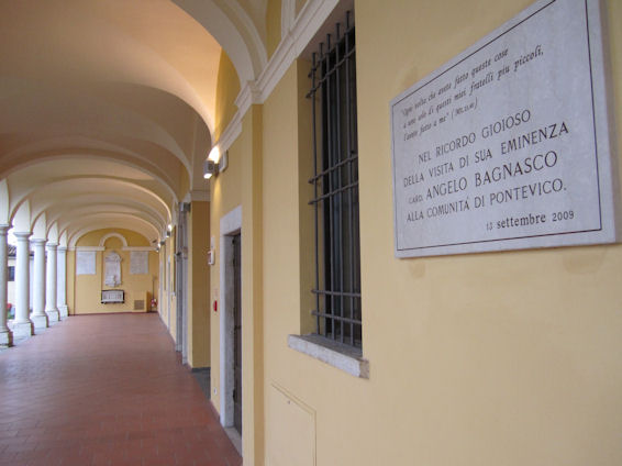 The Hospital Where Cardinal Angelo Bagnasco Was Born - Pontevico