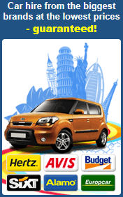 Car Hire - Biggest Brands, Lowest Prices